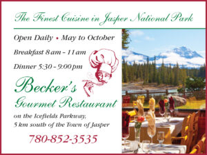 Becker's Gourmet Restaurant in Jasper