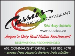 Cassios Italian Restaurant in Jasper