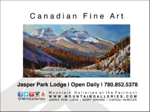 Mountain Galleries in Jasper