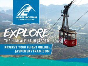 Jasper SkyTram in Jasper