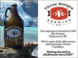 Three Ranges Brewing Co. in Jasper