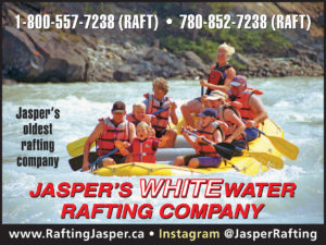 Jasper's Whitewater Rafting in Jasper