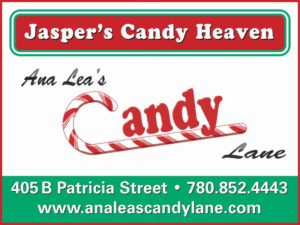 Ana Lea's Candy Lane in Jasper