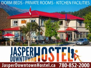 Jasper Downtown Hostel in Jasper