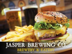 Jasper Brewing Co. in Jasper