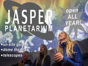 Jasper Planetarium in Jasper