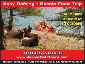 Jasper Raft Tours in Jasper