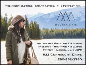 Mountain Air Clothing in Jasper