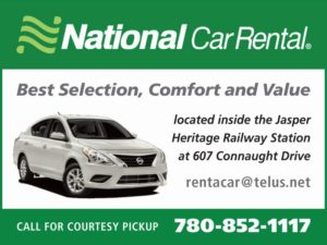 National Car Rental in Jasper