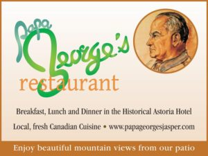 Papa George's Restaurant in Jasper