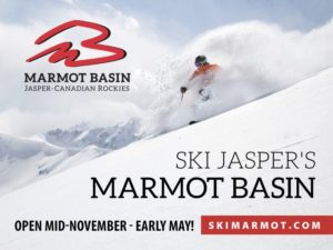 Ski Marmot Basin in Jasper