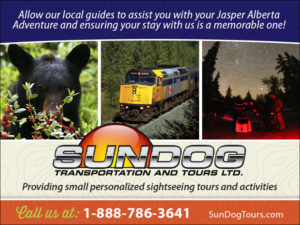 SunDog Tours in Jasper