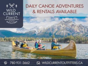 Wild Current Outfitters in Jasper