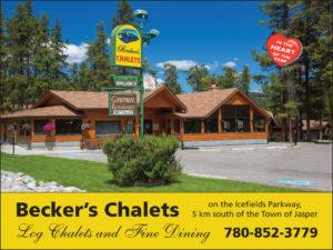 Becker's Chalets in Jasper