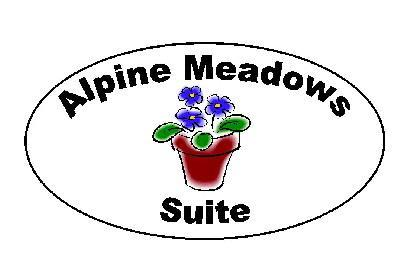 Alpine Meadows Suite