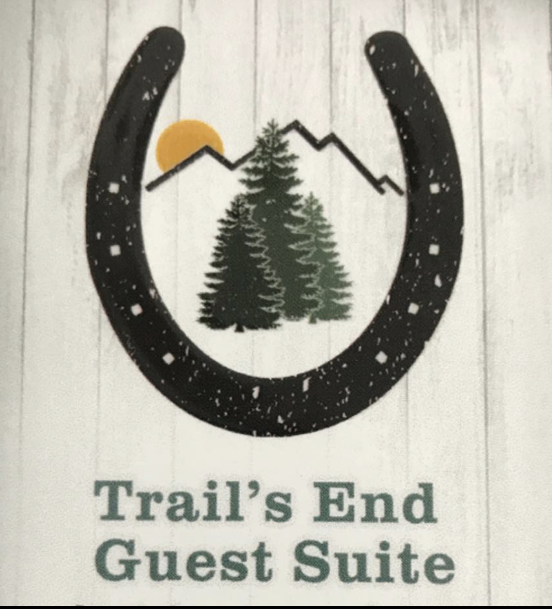 Trail's End Guest Suite